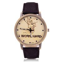 AliExpress Hot Sell Woman casual watch bracelet wristwatches fashion watch for men