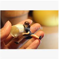 1PCS Japanese Hot Sale fuchiko Cure Series PVC 3.5CM Figure Toys