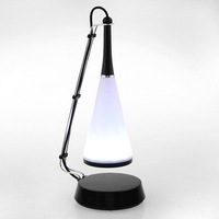 2 in 1 Touch Sensor LED Table Reading Lamp Light with Mini Speaker Free Shipping Drop Shipping