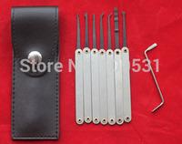 GOSO  lock Pick Set ..Tension tool lock pick gun cross pick padlock door lock opener set plug sprinner