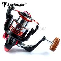 2014 New Arrival Seaknight YinHai Series Metal Spool Spinning Fishing Reel Carp Reel 12+1BB 5.5:1 For Feeder Fishing