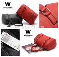 Free shipping new arrival Australia orders Woolworths fashion casual ladies handbag Boston bag shoulder bag