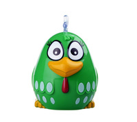 Portable Mini Multifunctional Speaker with FM Radio, support USB/Micro SD card MP3 music play