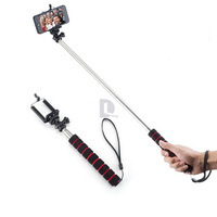 Portalble Mini Monopod Stick Selfie Rotary Extendable Handheld Camera Phone Tripod Pole for Iphone Samsung P0016931