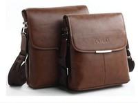 POLO Genuine leather Men bag messenger bags shoulder bag briefcase S/L 8001