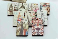European style holder leather protective sleeve Phone Case Cover Back For iphone 6 plus 5.5""