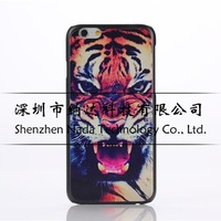 """2014 New Arrival Fashion Plastic Hard Housing Luxury Fierce Tiger Case cover for Apple iPhone 6 Plus 5.5"""" 4.7inch Air 1pcs/lot"""