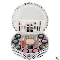 Free shipping new fashion makeup set Cosmetics set Tool makeup Kit Makeup Gift including Eye shadow powder, mascara ,lips
