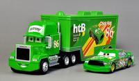 Container road hog mack, 86 cars, road hog toys