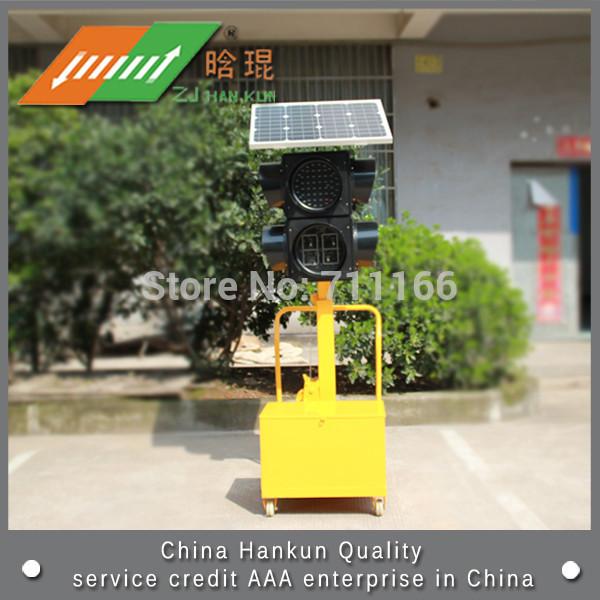 Solar Traffic Control Light Signal(China (Mainland))