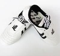 2014 Hot TKD Taekwondo Road shoes adult children Beginner Taekwondo shoes ,karate taekwondo foot protector