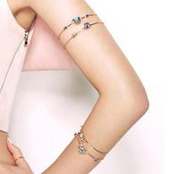 VINTAGE HOLLYWOOD gold bracelet strass bracelets bangles kors bracelet charm bracelets for women bracelet jewelry,Free Shipping