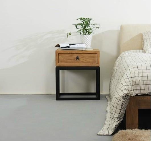Online kopen wholesale ijzer nachtkastjes uit china ijzer nachtkastjes groothandel - Moderne nachtkastje ...