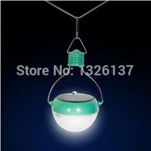 IN Stock ! Green Housing Solar Lamp Garden LED Solar Light Outdoor for Emergency Waterproof rainproof(China (Mainland))