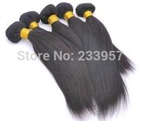 Chinese human hair small volume curtain