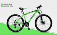 2014 New 21 speed Phoenix M333 bicycle, Aluminum alloy frame bicicletas mountainbike, Mechanical disc 26-inch mountain bike