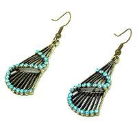 Free Shipping+No Minimum Spending&Bohemian vintage DO earrings