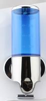 New Arrival mirror chrome High Plastic Manual Soap Dispenser Hand cream Sanitizer & Single Soap Dispenser KHSD1025