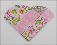 Food-grade Guardanapo Love Shape Floral Printed Paper Napkin Pink Event & Party Tissue Napkin  1pack/lot