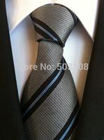 100% Silk Men's Neckties , Italian Neck Ties