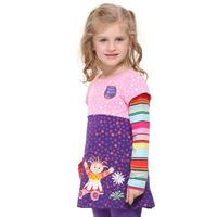 One Pcs!Peppa Pig Girl's tshirt Fashion Clothing Kids Cartoon Wear Children clothing