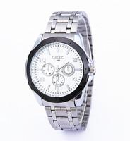 fashion & casual vintage quartz watch for men quartz watch korean style wholesale sport watch christmas gift for men sale T201