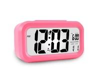 LED luminous silent alarm clock snooze lazy fashion children's electronic alarm clock