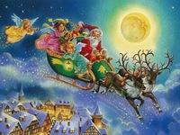 Christmas gift Home decoration Snowflakes deer Santa Claus Diy diamond painting christmas gift diamond cross stitch 45x35