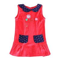 2014 New children clothing kids' casual dress children party evening dress winter casual dress for girls kids' princess dresses