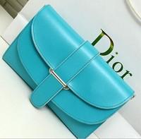 2014 summer new bags wholesale Korean fashion casual shoulder diagonal packet Ms. Clutch