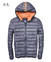 Napapijri The new man down jacket Outdoor hooded Slim down jacket male