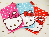 Cute Cartoon For Apple iPad Mini Tablet Silicone Soft Skin Hello Kitty Case Cover New DHL Free Shipping 20pcs/lot