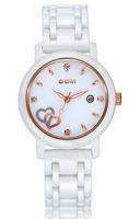 Dom brand women dress watches ladies quartz ceramic watch clock women wristwatches woman casual fashion watch relogio feminino