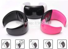 Hot Bluetooth bracelet watch OLED Touch Screen Smart Watch EU&US&RU Retail Free Shipping