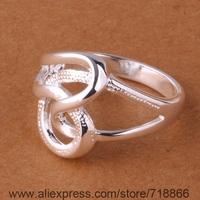 R586 Wholesale 925 sterling silver ring, 925 silver fashion jewelry, fashion ring /aotajgaa cazaksga