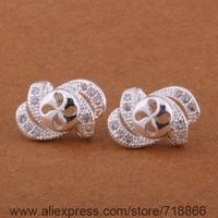 E388 Wholesale 925 sterling silver earrings , 925 silver fashion jewelry ,  /asfajjma cixalaea