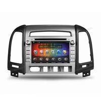 car stereo gps systems with car radio cd mp3 for Hyundai TUCSON / IX35 2009-2012(S7022) with mini gps tracker bag