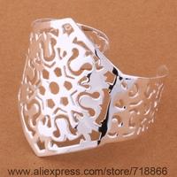 B193 925 sterling silver bangle bracelet, 925 silver fashion jewelry Bangle /aqcajhja aybajpia
