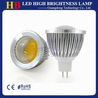 Factory sale MR16 Base 9W 12W 15W COB Dimmable LED Spotlight bulb LED Enegy saving lamp White/Warm/Cool White 12V LED Lighting