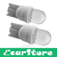 Car T10 194 168 501 Side Wedge Bulb White LED Light 12V