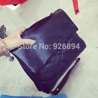 European and American casual fashion Quilted PU fashion lady shoulder bag clutch handbag chain across- body messenger bag