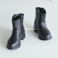 2014 autumn new arrival male female child velvet medium-leg boots child boots martin boots