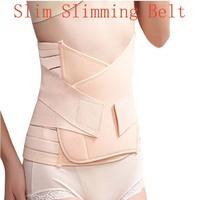 Factory price!! Women Postpartum Recovery Belt Pregnancy Girdle Tummy Band Slim Slimming Belt Belly  Waist cinchers SIZE M L XL