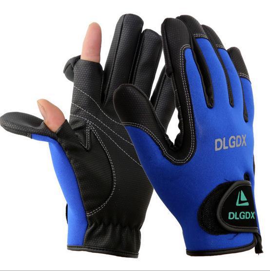 купить летние перчатки без участия пальцев на рыбалки