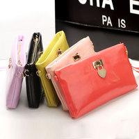2014 new winter fashion oil wax single shoulder bag lady inclined shoulder bag hand bag aslant handbag