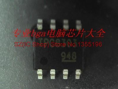 Бесплатная доставка 10 шт./лот новый оригинальный TPC8303 10 шт лот бесплатная доставка при кабинете 220 в затемнения круглый мини удара светодиодные светильники