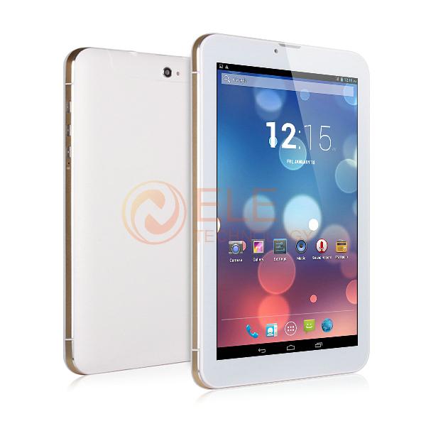 "9"" MTK6572 Dual Core WCDMA 3G phone call tablet pc 512MB/4GB 2G GSM GPS Bluetooth 2 SIM 4000MAH Android tablets(China (Mainland))"