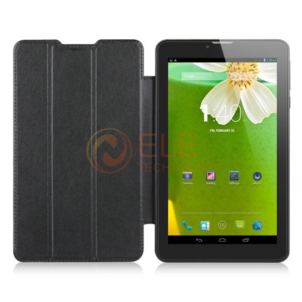 "cheap 7"" oem tablet pc 3G WCDMA 2G GSM HD 1024*600px MTK6572 dual core 512MB+4GB GPS Bluetooth WIFI Multi Language(China (Mainland))"