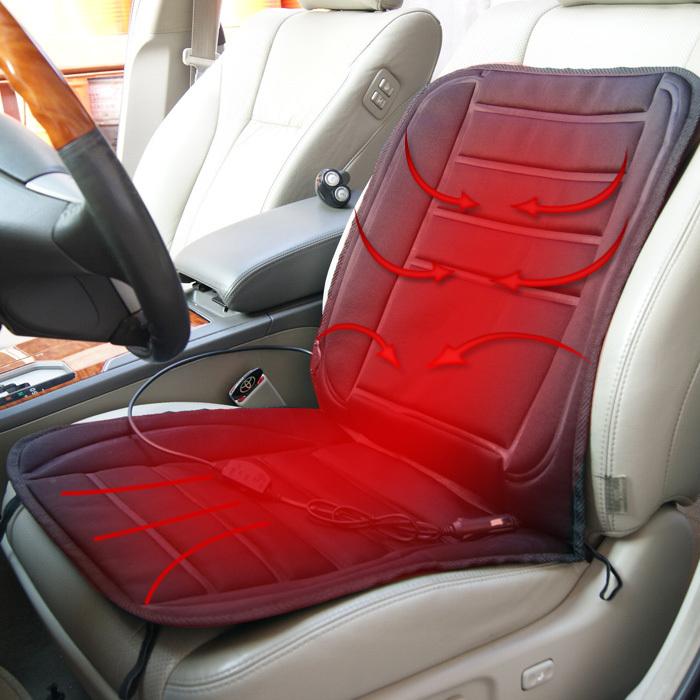 2014 hot Car heated seat cushion 12v heated car cushion single seat cushion heated pad winter car supplies(China (Mainland))