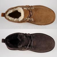 Free Shipping Classic Warm UCC Men Boots 3236 Mens Australia Snow Boots Brand U Brand Winter Boots male fashipn shoes 40-45